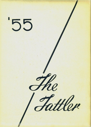 1955 Edition, Blair High School - Tattler Yearbook (Blair, NE)