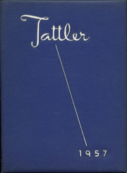 1957 Edition, Blair High School - Tattler Yearbook (Blair, NE)