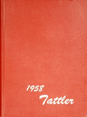 1958 Edition, Blair High School - Tattler Yearbook (Blair, NE)