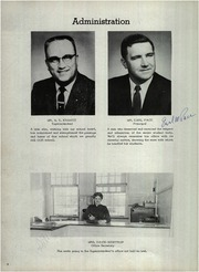 Page 12, 1959 Edition, Blair High School - Tattler Yearbook (Blair, NE) online yearbook collection