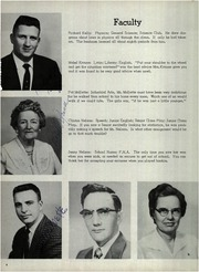 Page 14, 1959 Edition, Blair High School - Tattler Yearbook (Blair, NE) online yearbook collection