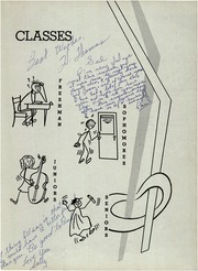 Page 17, 1959 Edition, Blair High School - Tattler Yearbook (Blair, NE) online yearbook collection