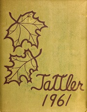 1961 Edition, Blair High School - Tattler Yearbook (Blair, NE)