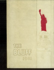 1941 Edition, Scottsbluff High School - Bluff Yearbook (Scottsbluff, NE)