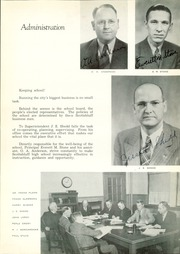 Page 11, 1941 Edition, Scottsbluff High School - Bluff Yearbook (Scottsbluff, NE) online yearbook collection