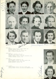 Page 13, 1941 Edition, Scottsbluff High School - Bluff Yearbook (Scottsbluff, NE) online yearbook collection