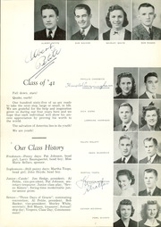 Page 17, 1941 Edition, Scottsbluff High School - Bluff Yearbook (Scottsbluff, NE) online yearbook collection