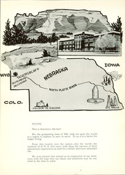 Page 7, 1941 Edition, Scottsbluff High School - Bluff Yearbook (Scottsbluff, NE) online yearbook collection