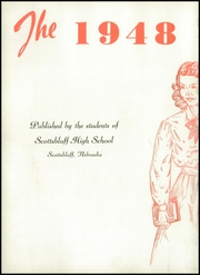 Page 12, 1948 Edition, Scottsbluff High School - Bluff Yearbook (Scottsbluff, NE) online yearbook collection