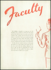 Page 14, 1948 Edition, Scottsbluff High School - Bluff Yearbook (Scottsbluff, NE) online yearbook collection
