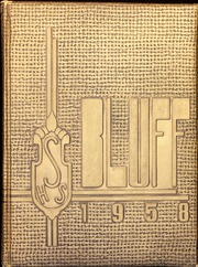 1958 Edition, Scottsbluff High School - Bluff Yearbook (Scottsbluff, NE)