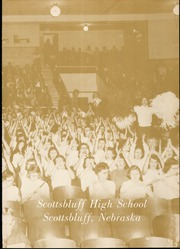 Page 13, 1958 Edition, Scottsbluff High School - Bluff Yearbook (Scottsbluff, NE) online yearbook collection