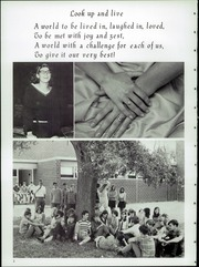 Page 8, 1970 Edition, Roseland High School - Cardinal Yearbook (Roseland, NE) online yearbook collection