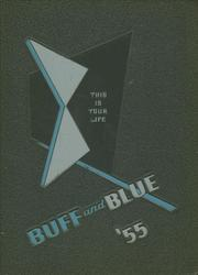 1955 Edition, York High School - Duke Yearbook (York, NE)