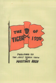 Page 5, 1930 Edition, Hastings High School - Tiger Yearbook (Hastings, NE) online yearbook collection
