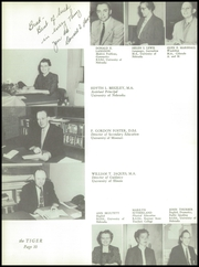 Page 14, 1957 Edition, Hastings High School - Tiger Yearbook (Hastings, NE) online yearbook collection