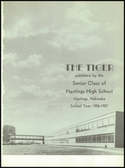 Page 5, 1957 Edition, Hastings High School - Tiger Yearbook (Hastings, NE) online yearbook collection