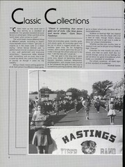 Page 6, 1986 Edition, Hastings High School - Tiger Yearbook (Hastings, NE) online yearbook collection