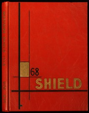1968 Edition, Westside High School - Shield Yearbook (Omaha, NE)