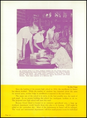 Page 10, 1952 Edition, Grand Island High School - Purple and Gold Yearbook (Grand Island, NE) online yearbook collection