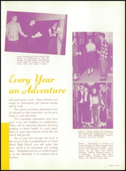Page 11, 1952 Edition, Grand Island High School - Purple and Gold Yearbook (Grand Island, NE) online yearbook collection