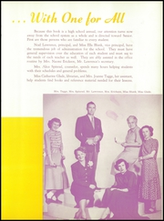 Page 13, 1952 Edition, Grand Island High School - Purple and Gold Yearbook (Grand Island, NE) online yearbook collection