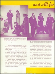 Page 14, 1952 Edition, Grand Island High School - Purple and Gold Yearbook (Grand Island, NE) online yearbook collection