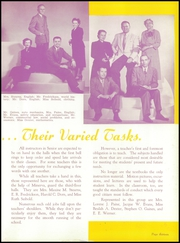 Page 17, 1952 Edition, Grand Island High School - Purple and Gold Yearbook (Grand Island, NE) online yearbook collection