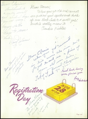 Page 5, 1952 Edition, Grand Island High School - Purple and Gold Yearbook (Grand Island, NE) online yearbook collection