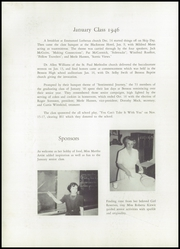 Page 16, 1946 Edition, Benson High School - Cupola Yearbook (Omaha, NE) online yearbook collection