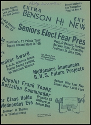 Page 3, 1946 Edition, Benson High School - Cupola Yearbook (Omaha, NE) online yearbook collection