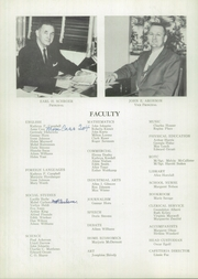 Page 10, 1957 Edition, Benson High School - Cupola Yearbook (Omaha, NE) online yearbook collection