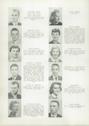 Page 16, 1957 Edition, Benson High School - Cupola Yearbook (Omaha, NE) online yearbook collection
