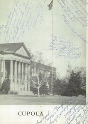 Page 9, 1957 Edition, Benson High School - Cupola Yearbook (Omaha, NE) online yearbook collection