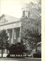 Page 7, 1968 Edition, Benson High School - Cupola Yearbook (Omaha, NE) online yearbook collection