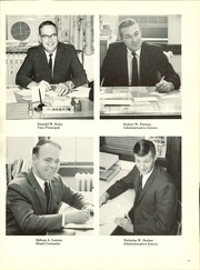 Page 17, 1969 Edition, Benson High School - Cupola Yearbook (Omaha, NE) online yearbook collection