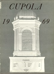 Page 5, 1969 Edition, Benson High School - Cupola Yearbook (Omaha, NE) online yearbook collection