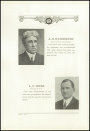Page 10, 1919 Edition, Fremont High School - Black And Gold Yearbook (Fremont, NE) online yearbook collection
