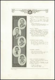 Page 14, 1919 Edition, Fremont High School - Black And Gold Yearbook (Fremont, NE) online yearbook collection