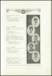 Page 15, 1919 Edition, Fremont High School - Black And Gold Yearbook (Fremont, NE) online yearbook collection