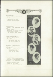 Page 17, 1919 Edition, Fremont High School - Black And Gold Yearbook (Fremont, NE) online yearbook collection
