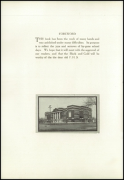 Page 8, 1919 Edition, Fremont High School - Black And Gold Yearbook (Fremont, NE) online yearbook collection