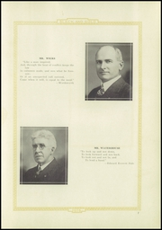 Page 13, 1928 Edition, Fremont High School - Black And Gold Yearbook (Fremont, NE) online yearbook collection
