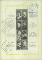 Page 14, 1928 Edition, Fremont High School - Black And Gold Yearbook (Fremont, NE) online yearbook collection