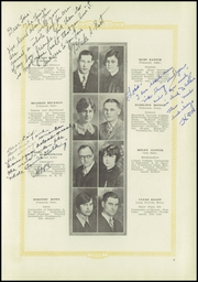 Page 15, 1928 Edition, Fremont High School - Black And Gold Yearbook (Fremont, NE) online yearbook collection