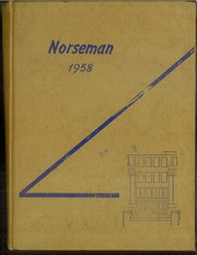 1958 Edition, Omaha North High School - Norseman Yearbook (Omaha, NE)