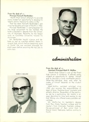 Page 13, 1958 Edition, Omaha North High School - Norseman Yearbook (Omaha, NE) online yearbook collection