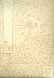 1947 Edition, Alliance High School - Bulldog Yearbook (Alliance, NE)