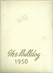 Alliance High School - Bulldog Yearbook (Alliance, NE) online yearbook collection, 1950 Edition, Page 1