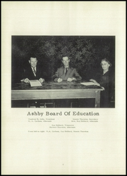 Page 10, 1953 Edition, Alliance High School - Bulldog Yearbook (Alliance, NE) online yearbook collection